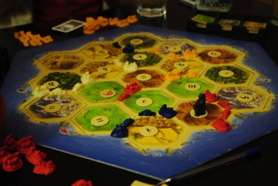 Campionatul National de Catan 2016