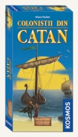 Colonistii din Catan - ext 5-6 Navigatorii